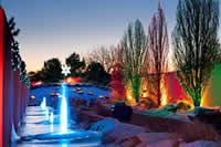 Denver Botanic Gardens Blossoms of Light